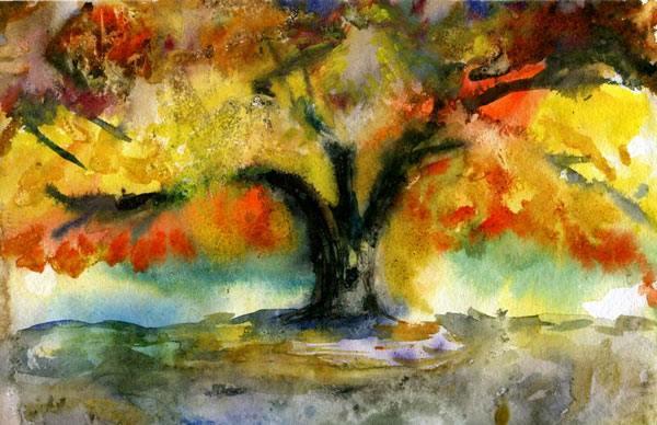 Пейзажи природы в живописи