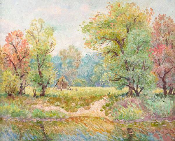 Пейзаж картины пейзажи купить