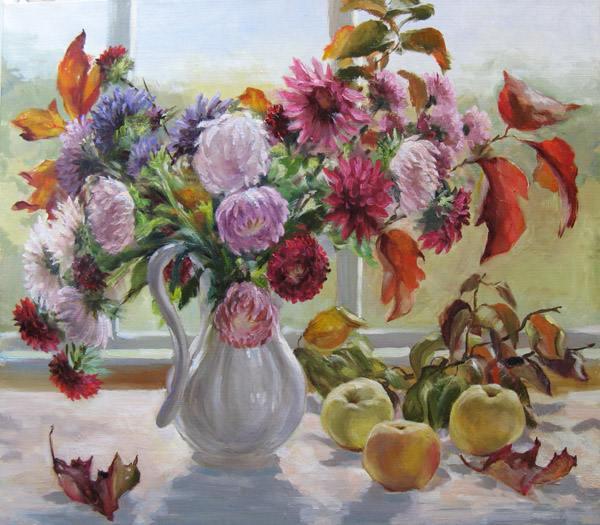Садовые цветы и растения. 6477