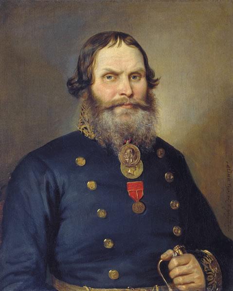 Тихвинский мужчина борода костюм