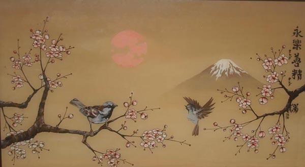 Японская живопись сергей жариков
