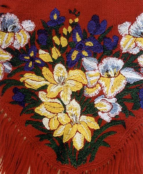 Книга чувашская вышивка вышивка