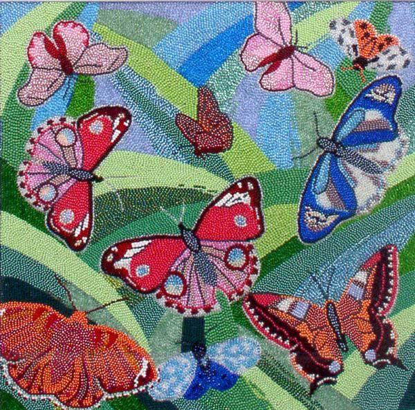 Яринич Татьяна - ландшафтный дизайнер.Увлечение - вышивание картин бисером по собственным эскизам.Все мои...