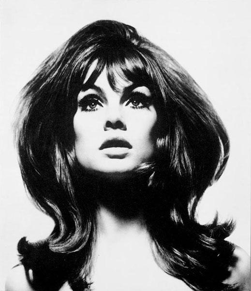 женщина волосы дэвид бэйли